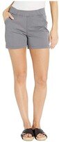 Jag Jeans 5 Gracie Pull-On Shorts in Twill (Mint Green) Women's Shorts