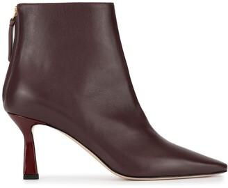 Wandler Lina sculpted heel boots