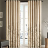 JCPenney Madison Park Eliza Rod-Pocket/Back-Tab Curtain Panel