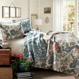 Lush Decor Sydney 3-pc. Reversible Quilt Set