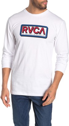 RVCA Octane Long Sleeve T-Shirt