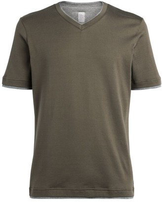 Eleventy Cotton T-Shirt