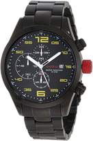 Redline red line Men's 50042-BB-11YL Stealth Chronograph Watch