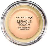 Max Factor Miracle Touch Foundation Creamy Ivory 40
