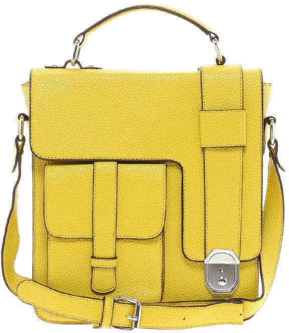 Liquorish Hard Mini School Satchel Bag