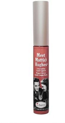 TheBalm Meet Matt(E) Hughes Long Lasting Liquid Lipstick 7.4Ml Committed