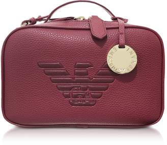Emporio Armani Signature Big Eagle Shoulder Bag