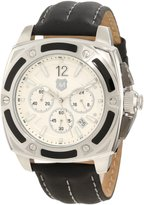 Andrew Marc Men's A11005TP G III Bomber 3 Hand Chronograph Watch