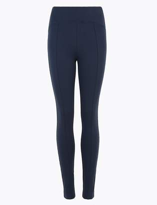 M&S CollectionMarks and Spencer High Waist Ankle Grazer Leggings
