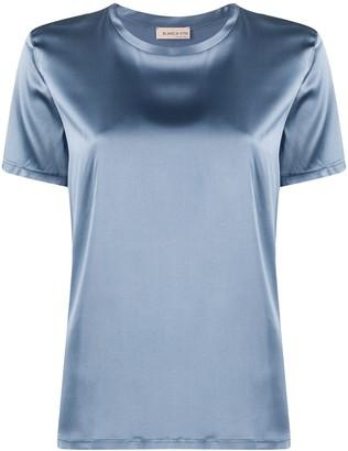 Blanca Vita Teodora silk T-shirt
