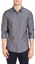 Original Penguin Dobby Trim Fit Sport Shirt