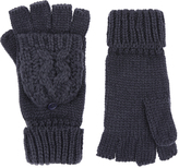 Accessorize Cable Capped Gloves