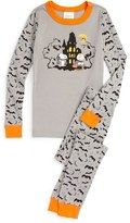 Hanna Andersson Peanuts ® Organic Cotton Fitted Two-Piece Pajamas