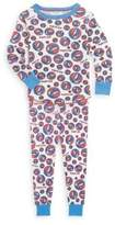 Rowdy Sprout Toddler's, Little Boy's & Boy's Two-Piece Grateful Dead Cotton Pajama Set