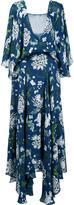 ADAM by Adam Lippes chiffon flutter sleeve dress - women - Silk - 2