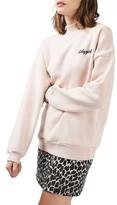 Topshop Women's By Tee & Cake Babygirl Sweatshirt