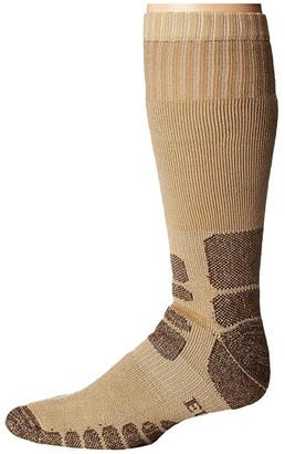 Eurosock Outdoor Heavy Boot Sock (Beige) Crew Cut Socks Shoes