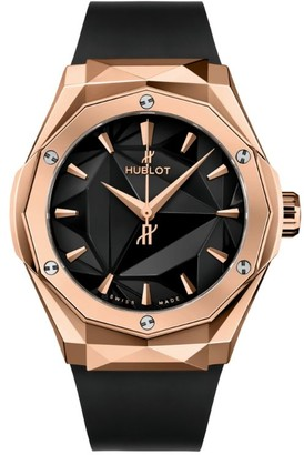 Hublot Rose Gold Classic Fusion Orlinski Watch 40mm