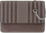 MICHAEL Michael Kors Brooklyn large leather & suede cross-body bag