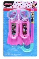 BASSKET.COM Disney 3 Pieces Swim Set, Perfect For Baby Boys Or Baby Girls, (3-6 Years Old)