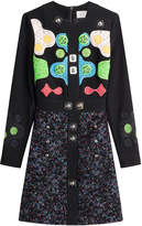 Peter Pilotto Embellished and Embroidered Dress