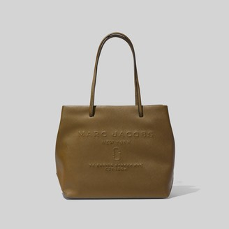 Marc Jacobs Logo Shopper East-West Tote Bag