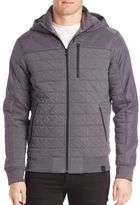 Victorinox Diamond Quilted Long Sleeve Jacket