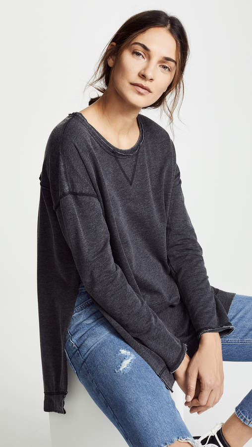 Z Supply The Weekender Pullover