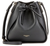 Nina Ricci Mini Leather Bucket Bag