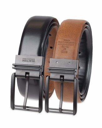 Kenneth Cole Reaction mens Reversible Comfort Stretch Casual apparel belts