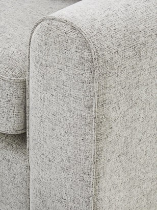 Cavendish Lewis Left Hand Corner Chaise Fabric Scatter Back Sofa