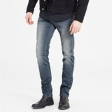 Jack and Jones Tim Leon SC 079 Indigo Knit Slim Fit Jeans