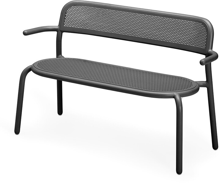 Thumbnail for your product : Fatboy Toni Banksi Outdoor Bench - Anthracite