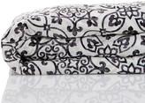 Sferra Glynn Full/Queen Duvet Cover - Ivory/Black