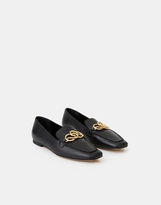 Lafayette 148 New York Leather Liv Infinity Loafer