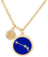 C. Wonder Enamel and Crystal Zodiac Pendant with Chain