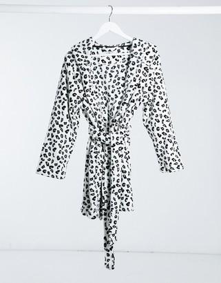 Brave Soul safari dressing gown