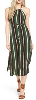 Faithfull The Brand Women's Tuscany Stripe Midi Dress
