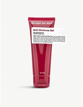 Recipe For Men Long Lasting Anti-Redness Gel, Size: 75ml