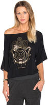 Spiritual Gangster Native Hamsa Tee