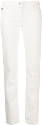 Palm Angels Arch logo slim-fit trousers