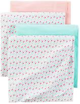 Carter's Baby Girl 4-pk. Receiving Blankets