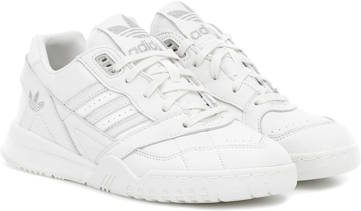 adidas A.R. leather sneakers