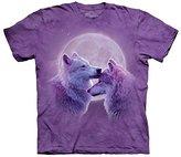 The Mountain Loving Wolves T-Shirt