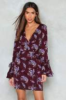 Nasty Gal Grow to the Ends of the Earth Floral Dress