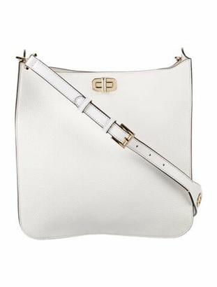 MICHAEL Michael Kors Sullivan Large Messenger Bag w/ Tags White