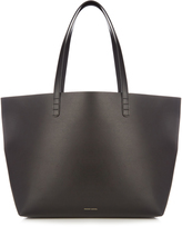 Mansur Gavriel Blue-lined Large leather tote