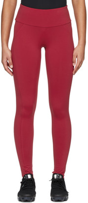 Ernest Leoty Red Perform Leggings
