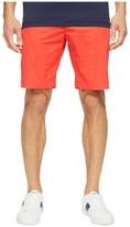 Lacoste Twill Stretch Bermuda Men's Shorts