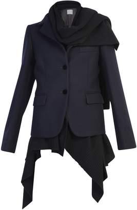 Sacai Single-breasted Jacket